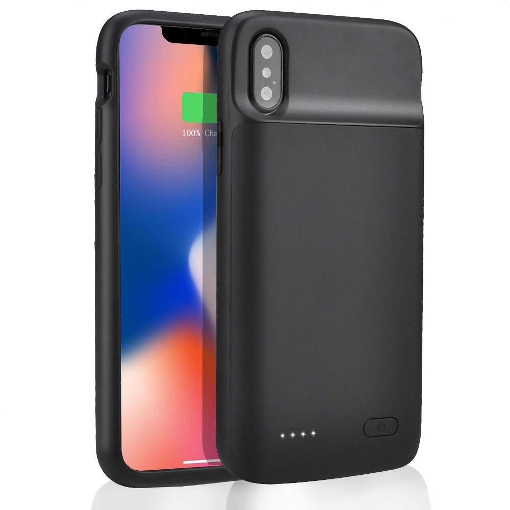 Funda Con Bateria de 5000mah para Apple Iphone Xs Max LEIOUA [7S3LSZNC]