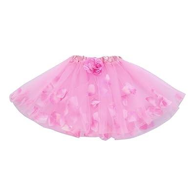 ad057626cfb2 Hmeng Girls Tulle Ballet Dance Dress