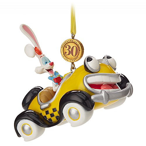 Disney Roger Babbit and Benny The Cab Legacy Sketchbook Ornament - Limited Release465068436626