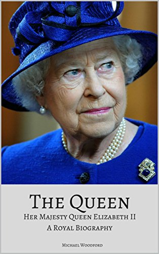 THE QUEEN: Her Majesty Queen Elizabeth II: A Royal -