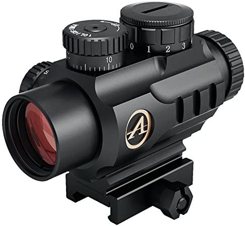 Athlon Optics , Midas BTR , Prism Scope , 1 x 19 APSR11 Reticle ,