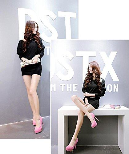XiuHong Damen Shop D-0002G Damen XiuHong Hochhackige Schuhe bb0d09