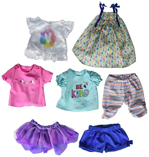 3y Baby Clothing (Just Play Baby Alive Mix N' Match Outfit Set Baby Doll)