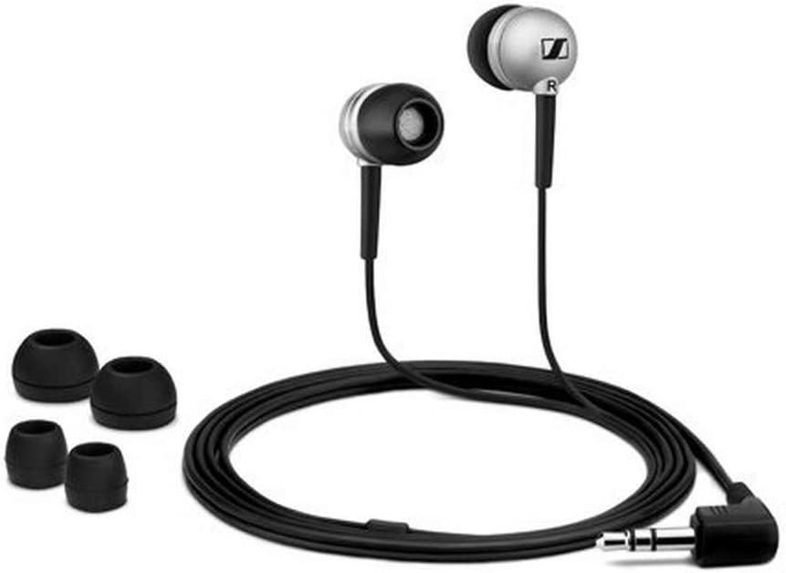 Sennheiser Cx 300 Ii Precision In Ear Kopfhörer Silber Elektronik