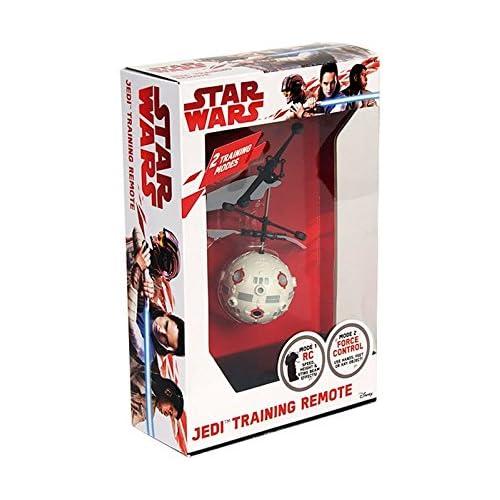 chollos oferta descuentos barato Heliball 89145 Star Wars Dispositivo Jedi Volador Multicolor 89145