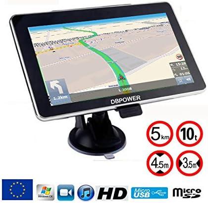GPS Navegador de 7