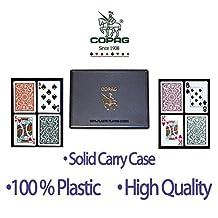 Trademark Poker 24-Decks of Copag Playing Cards