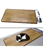 GENERAL ARMOR Haustier Heizkissen Elektrische Erwärmung Matte Beheizte Decke für Hund Katze,Selbstheizende Decke Temperatur Sicher und Wasserdichte Kauen Beständig