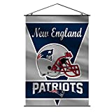 Fremont Die New England Patriots 28x40 Satin Polyester Wall Banner