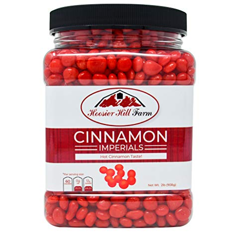 Hoosier Hill Farm Cinnamon Imperials 2 lb]()