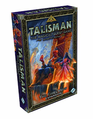 Talisman 4th Edition: The Firelands Expansion ()