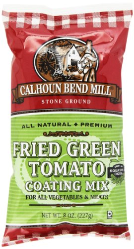 Calhoun Bend Fried Green Tomato Coating, 8-Ounce (Pack of 6)
