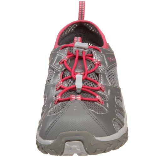 Columbia - Zapatillas para deportes de exterior para mujer Silver/Pink