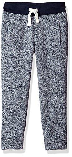 - Gymboree Boys' Toddler Sweater Fleece Joggers, Blue, 2T