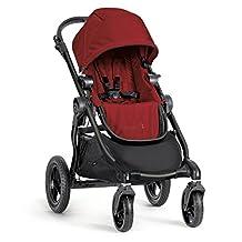 Baby Jogger City Select Stroller - Garnet with Black Frame