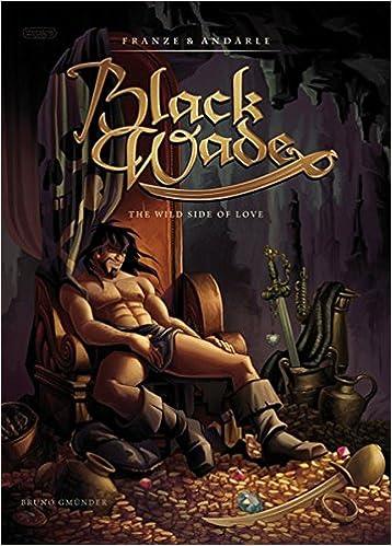 gay Black comic wade