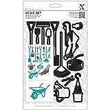 docrafts Xcut A5 Die Set-Garden Tools