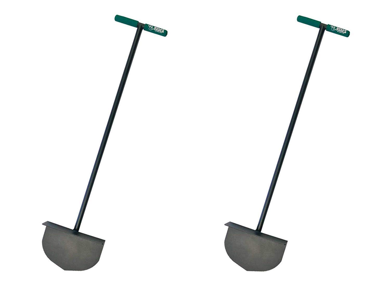 Bully Tools 92251 Round Lawn Edger with Steel T-Style Handle (Pack of 2)