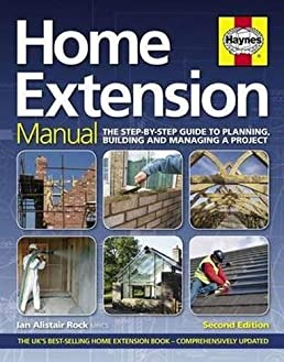 home extension manual step by step guide to planning building and rh amazon co uk Manual RV Steps Stop Process Manual