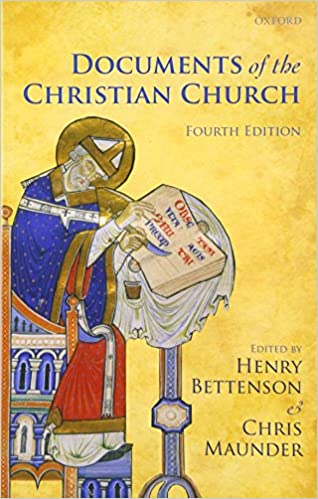 Church history sillywords book archive by henry bettenson chris maunder fandeluxe Images
