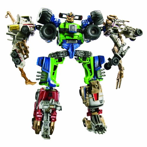 Transformers Combiners 5PK - Destructicons Mudslinger