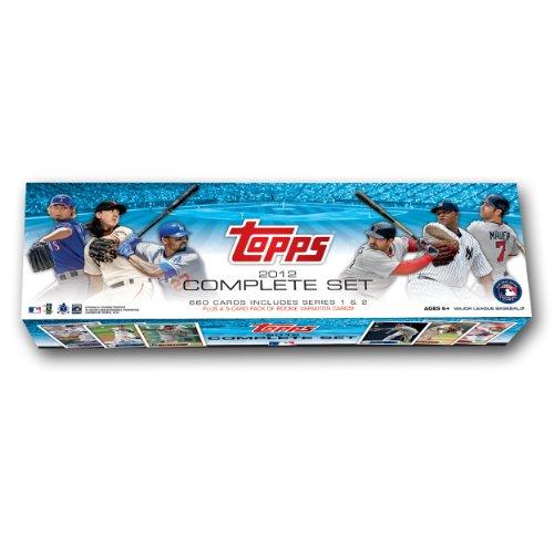 MLB  2012 Topps Baseball Retail Card Factory Set (Topps Baseball Set)