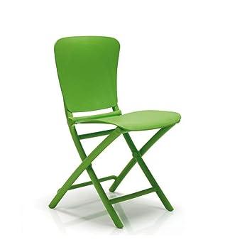 NARDI - Chaise pliante Zac Classic: Amazon.fr: Jardin