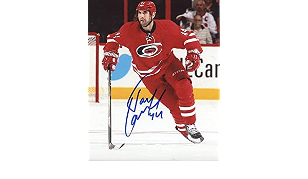 c0c0acf88 Signed Jay Harrison Picture - 8x10 W coa - Autographed NHL Photos at  Amazon s Sports Collectibles Store