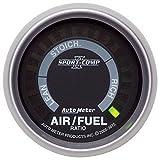 Auto Meter 3675 Sport-Comp II 2-1/16'' Full Sweep Electric Air/Fuel Ratio Gauge