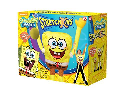 Stretchkins Spongebob Import It All