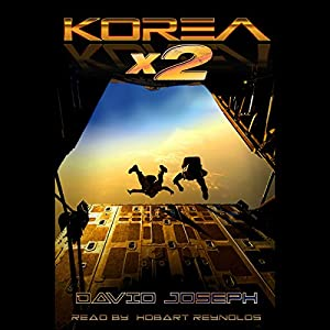 Korea x 2 Audiobook