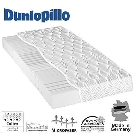 Colchón 80 x 190 cm, dureza: H3 Dunlopillo Coltex C94 - 467 C.d.a: Amazon.es: Hogar