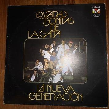 Las Caras Bonitas De La Gaita Por La Nueva Generacion (Velvet // Vinyl)