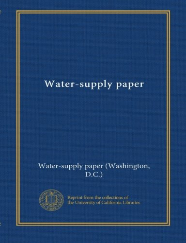 Essay water supply disrupted