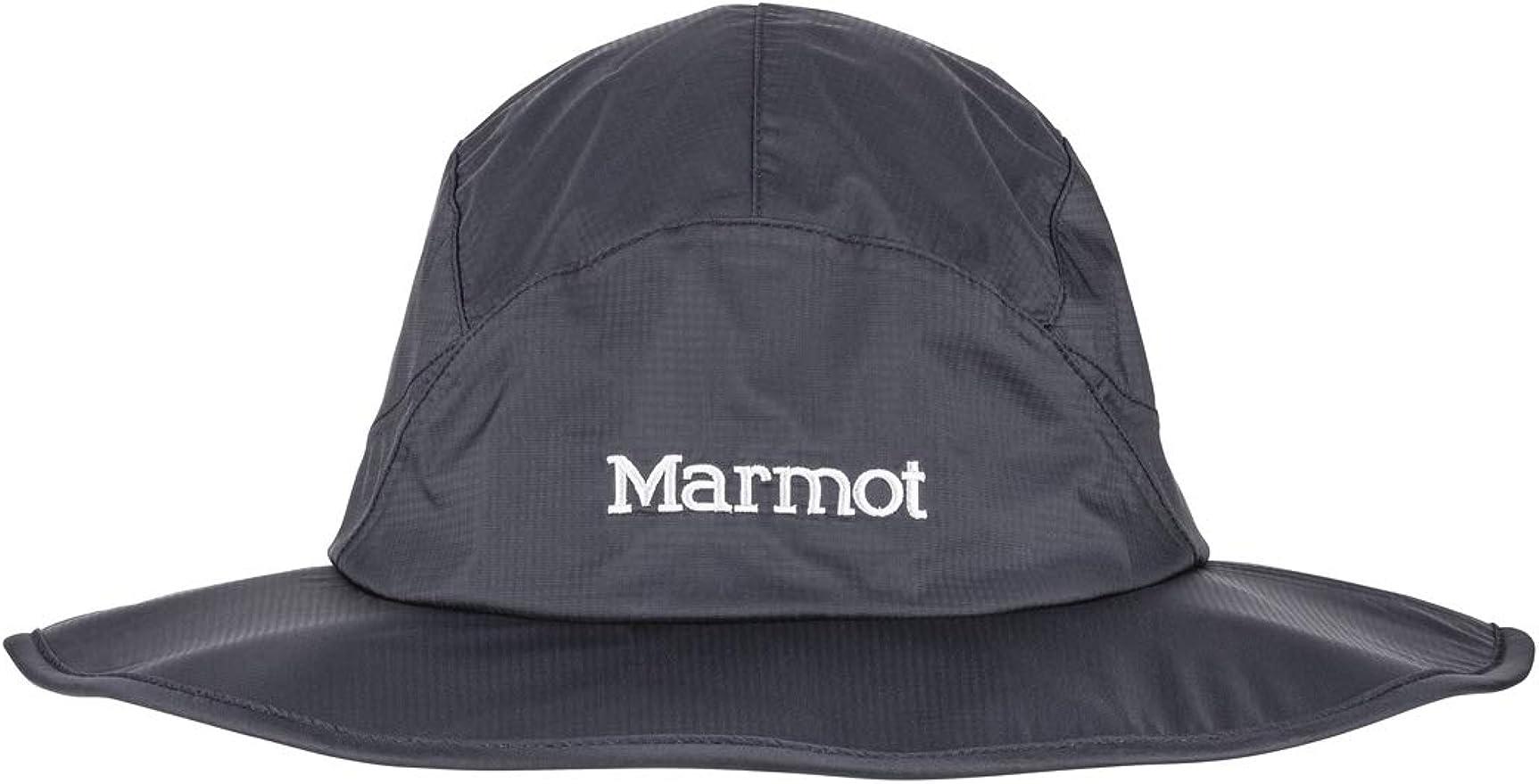 Waterproof Marmot Unisex Precip Eco Safari Hat Hardshell Safari Hat Sun Headwear