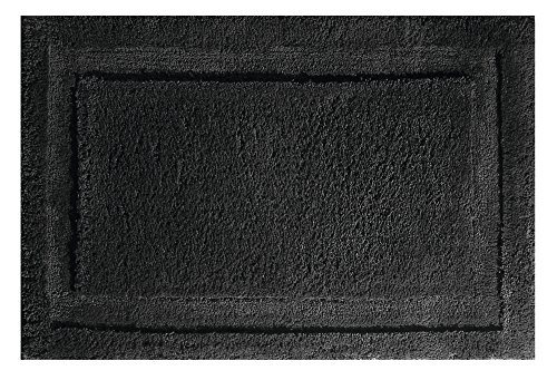 "51y6naSobkL - InterDesign Microfiber Spa Bathroom Accent Rug, 34"" x 21"" Inches, Aloe"
