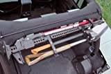 Dominion OffRoad Jeep JK Wrangler 4-Door 48'' Hi-Lift Jack Mount and Accessory Bars Combo Kit