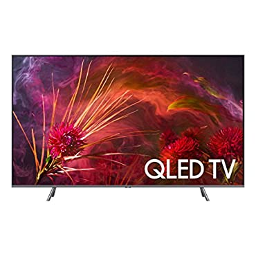 Samsung QN65Q8F Flat 65 QLED 4K UHD 8 Series Smart TV 2018