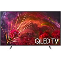 "Samsung QN75Q8F Flat 75"" QLED 4K UHD 8 Series Smart TV 2018"