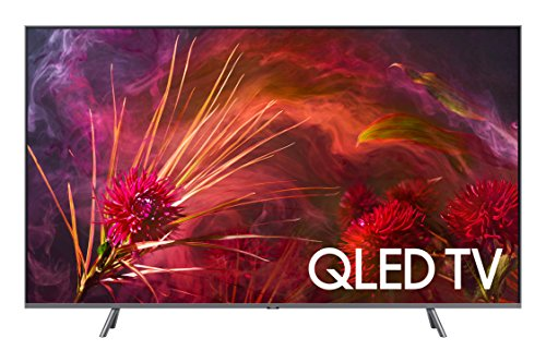 "Samsung QN65Q8F Flat 65"" QLED 4K UHD 8 Series Smart TV 2018"