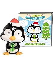 tonies Hörfigur 30 Lieblings-Kinderlieder für die Toniebox: Weihnachtslieder