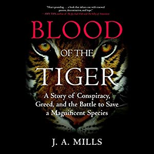 Blood of the Tiger Audiobook
