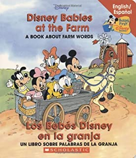 Disney Babies At The Farm / Los Bebés Disney en la granja (Babys First Disney