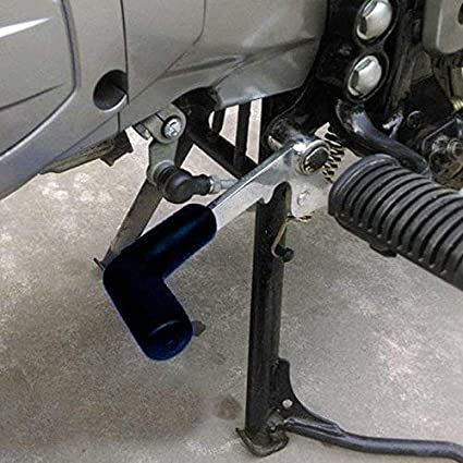 Ramanta Rubber Motorcycle Gear Shifter Sock Boot And Shoes Protector