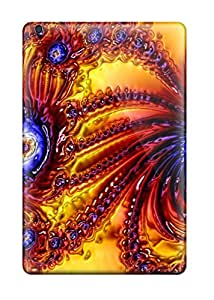 Hot 6299073K62555951 Pretty Ipad Mini 3 Case Cover/ Fractal Series High Quality Case