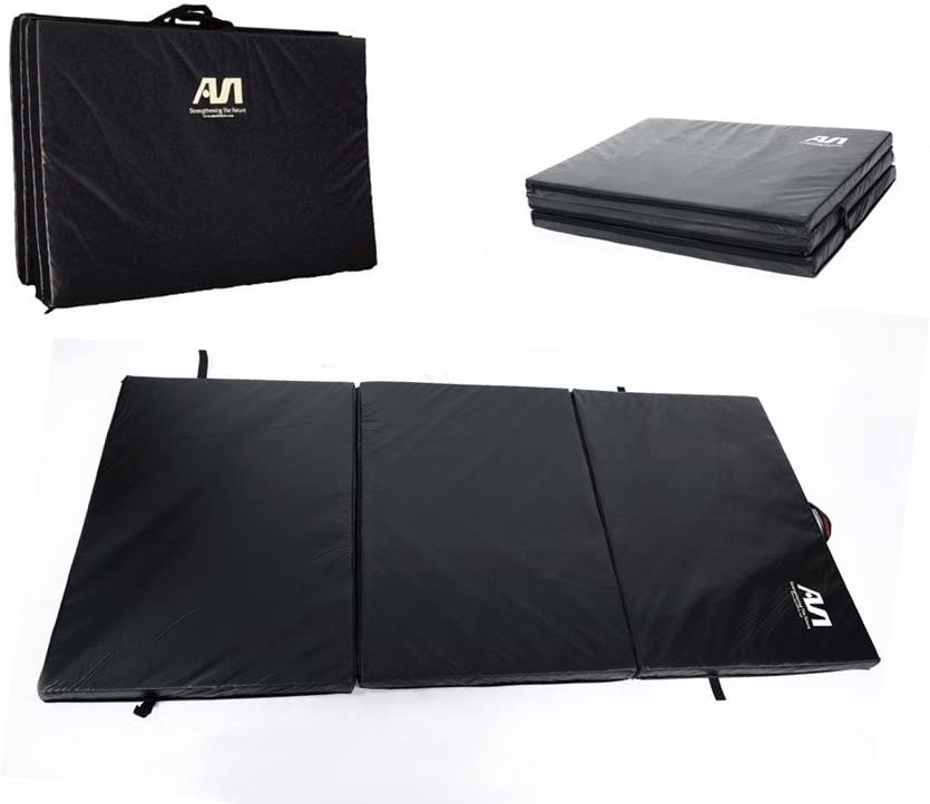 Ader 3つ折りDeluxe Fitness Mat 36