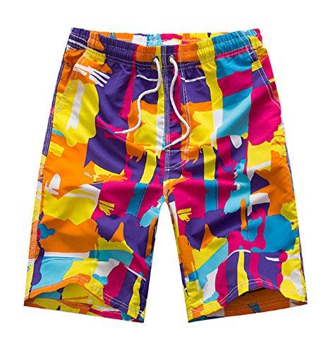 Shorts Pockets Summer Boardshort Trunks product image