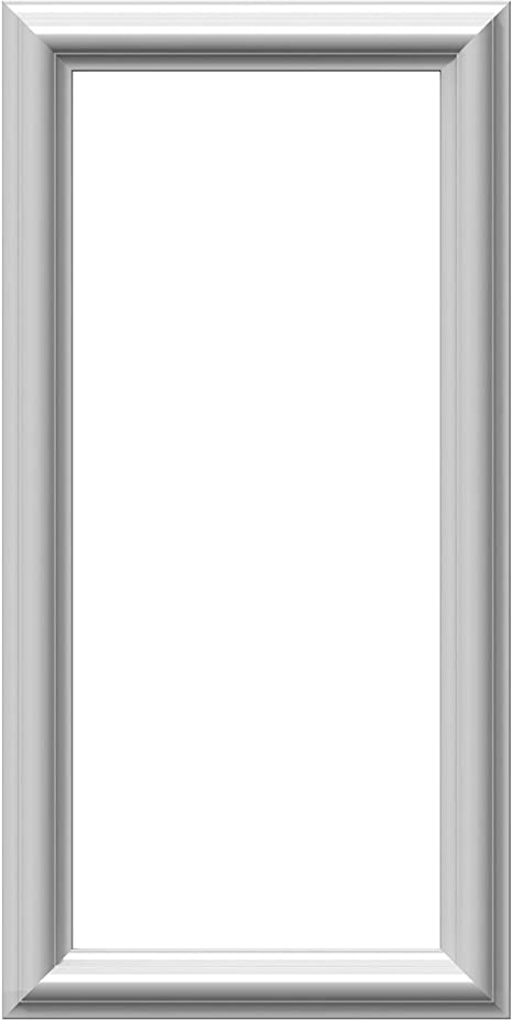 Amazon Com Ekena Millwork Pnl12x24as 01 12 W X 24 H X 1 2 P Ashford Molded Classic Wainscot Wall Panel Home Improvement