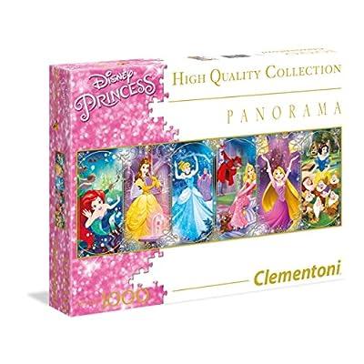 Clementoni 39390 Puzzle 1000 Panorama Princess