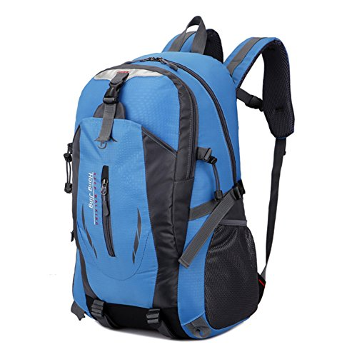 Slendima Sale! 36-55 L Unisex Camping Hiking Backpack,Waterproof and Large Capacity Shoulders Bag,Perfect for Outdoor Sports Climbing Travel Touring Mountaineering - 5 Colors is Available by Slendima